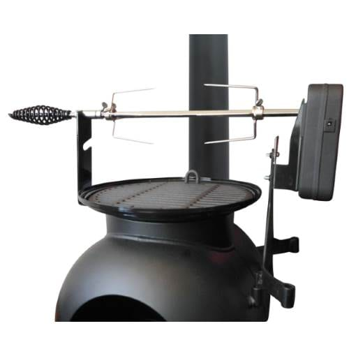 OZpig Rotisserie Grill