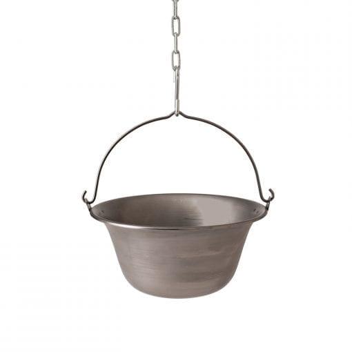 Stalen Ketel / Pan