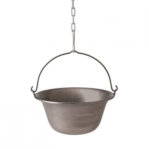Stalen Ketel / Pot