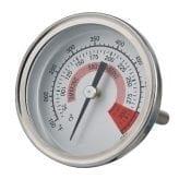 BBQ Temperatuurmeter RVS 300°C