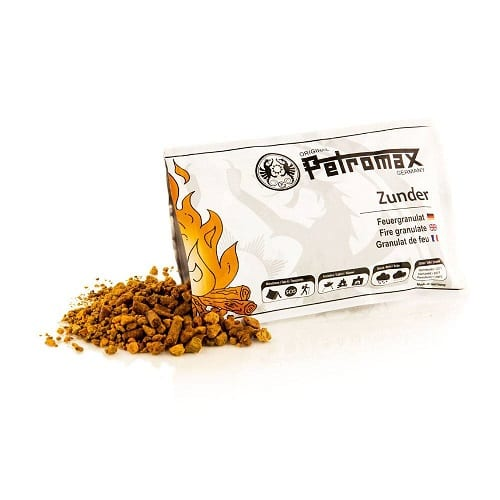 Petromax Zunder aanmaak vuur granulaat