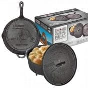 "National Park 12"" Ø 30 Dutch Oven Set"