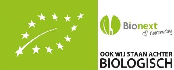 Banner Ik sta achter Biologisch