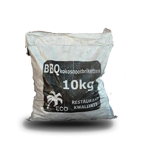 BBQ Kokosnootbriketten
