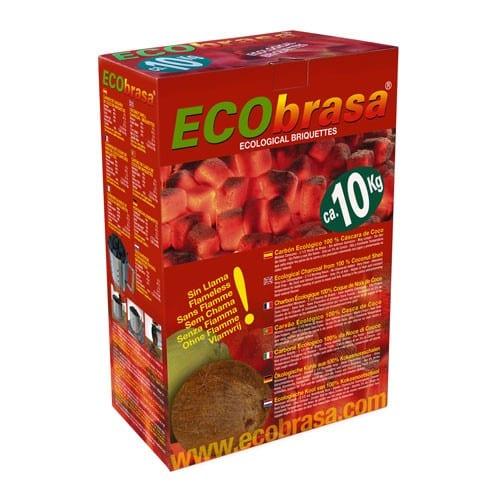 ECObrasa kokosbriketten