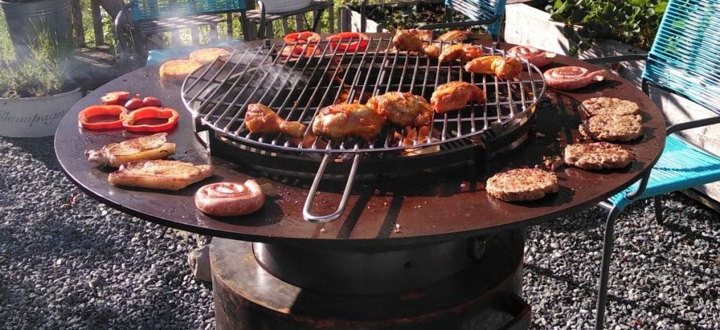 FORNO® Grill Ring