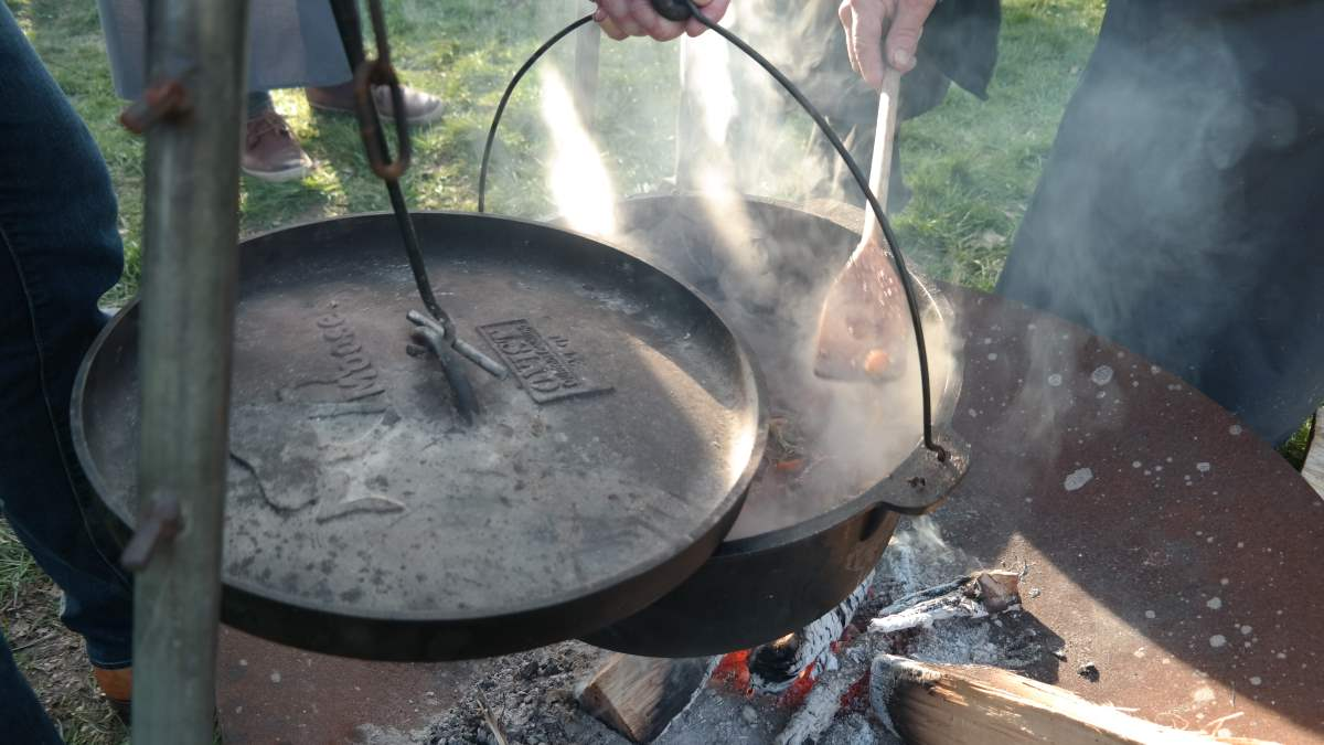 Dutch Oven Oerkoken