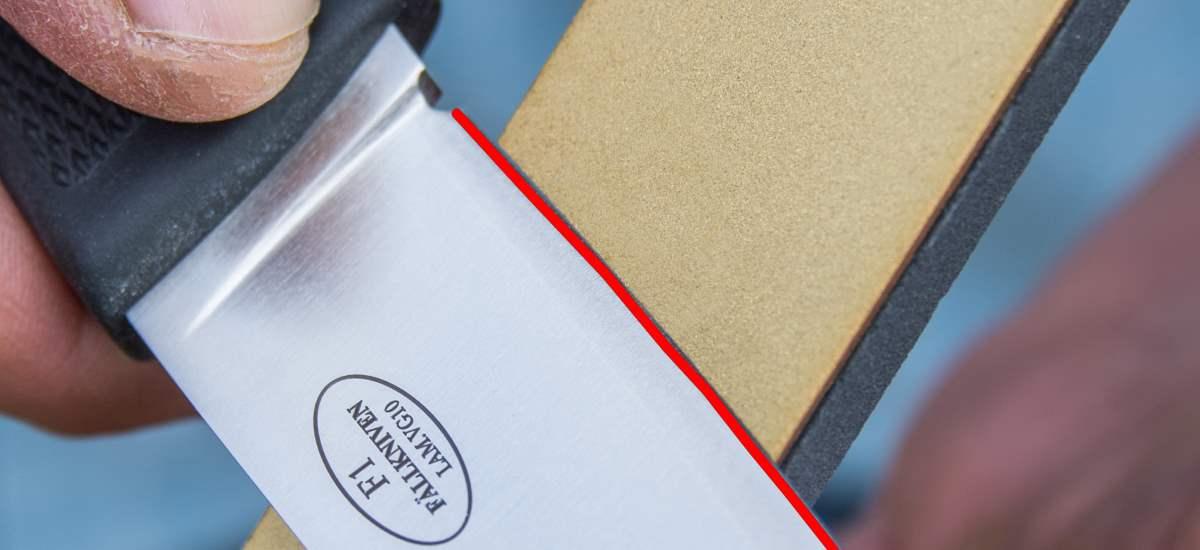 Fallkniven Slijpsteen DC3-4 uitleg