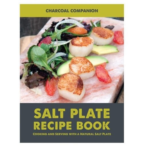 Zoutsteen Receptenboek (EN)