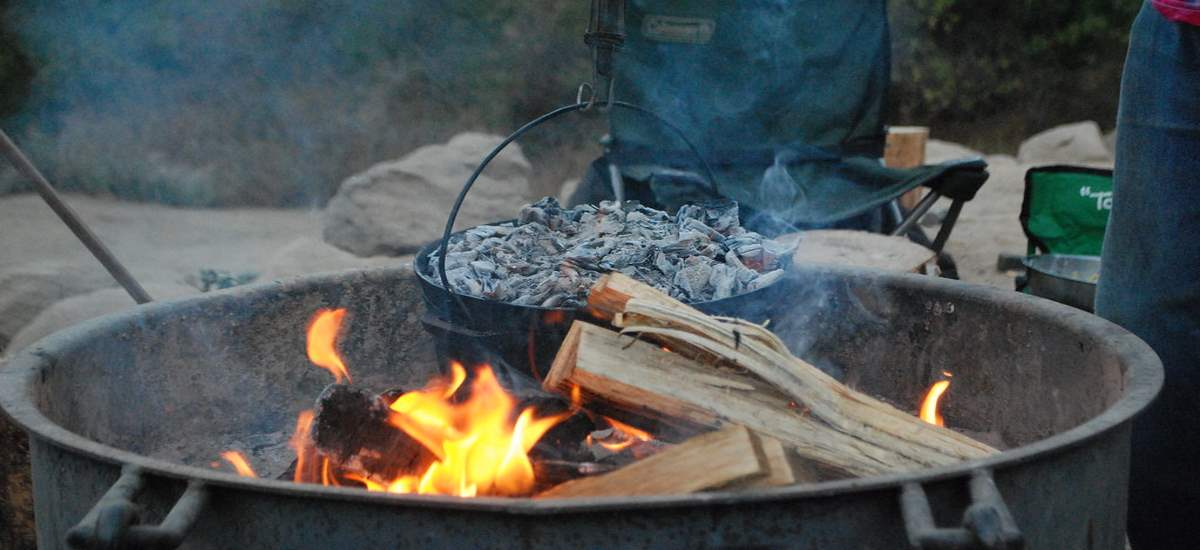 Workshop Geheimen van de Dutch Oven
