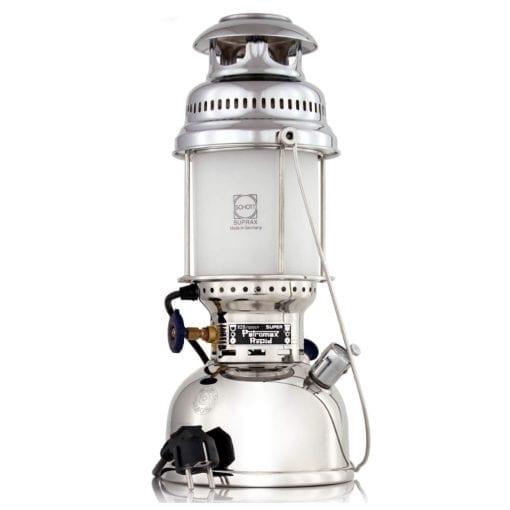 Petromax Electro HK500 Verchroomd Tafellamp