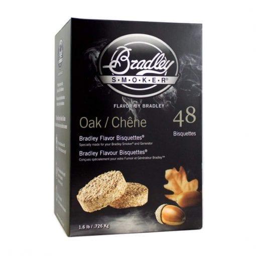 Bradley Smoker Eik Bisquettes