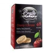 Bradley Smaak Bisquettes Kers 48 Pack