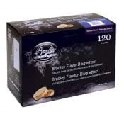 Bradley Smaak Bisquettes Special Blend 120 Pack