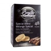 Bradley Smaak Bisquettes Special Blend 48 Pack