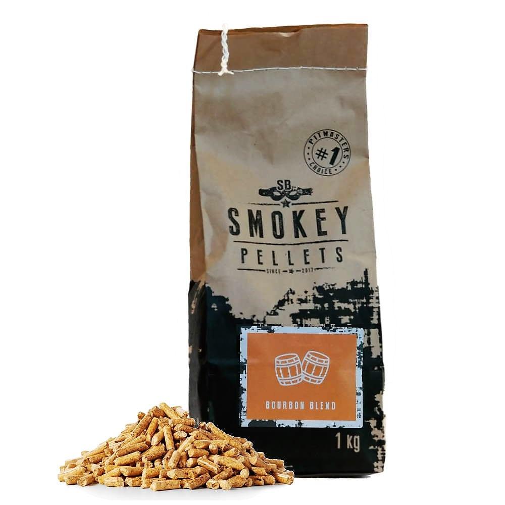 Smokey Pellets Bourbon Blend
