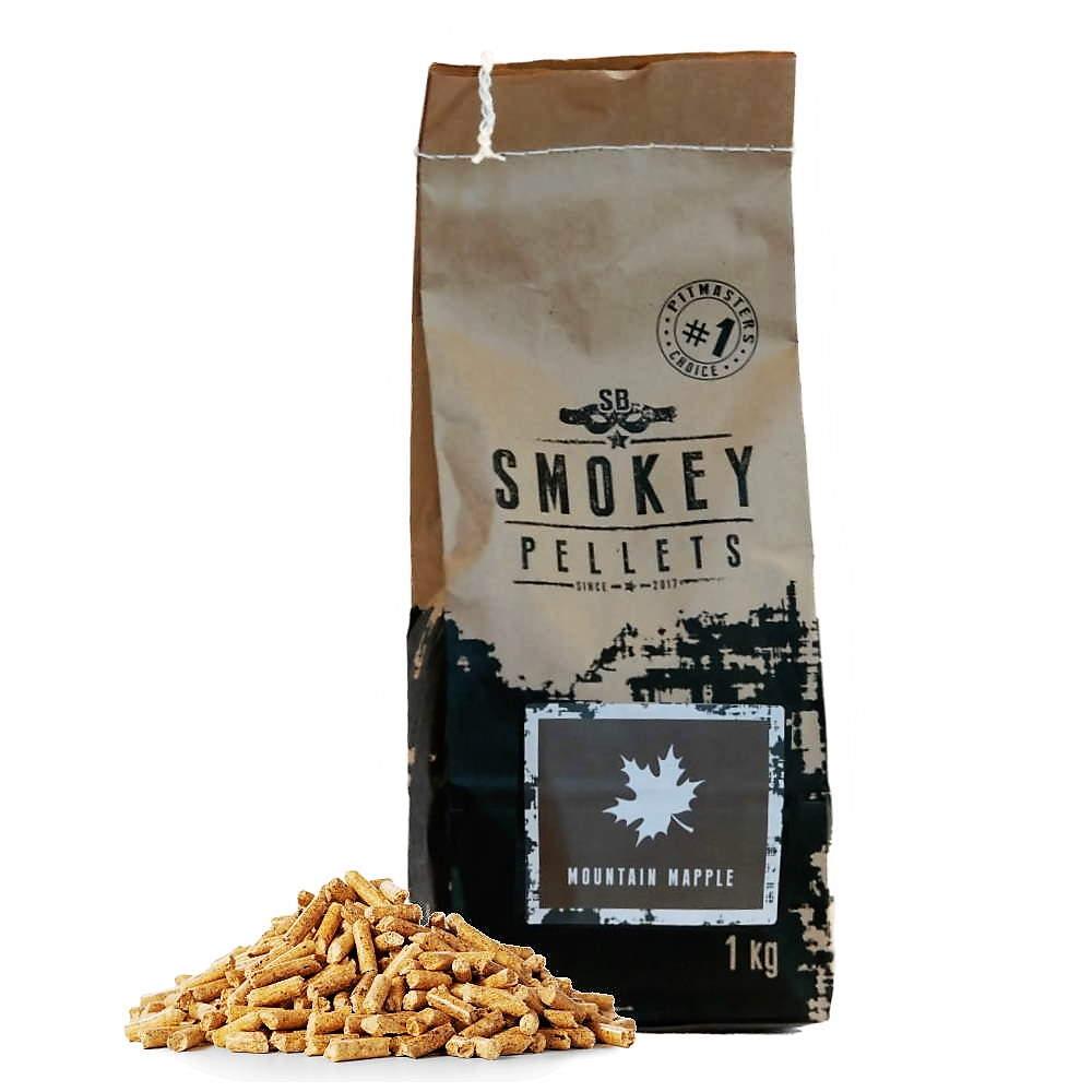 Smokey Pellets Mountain Maple