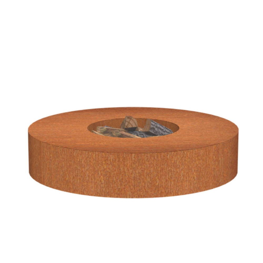 FORNO® Vuurtafel Rond 125 cm