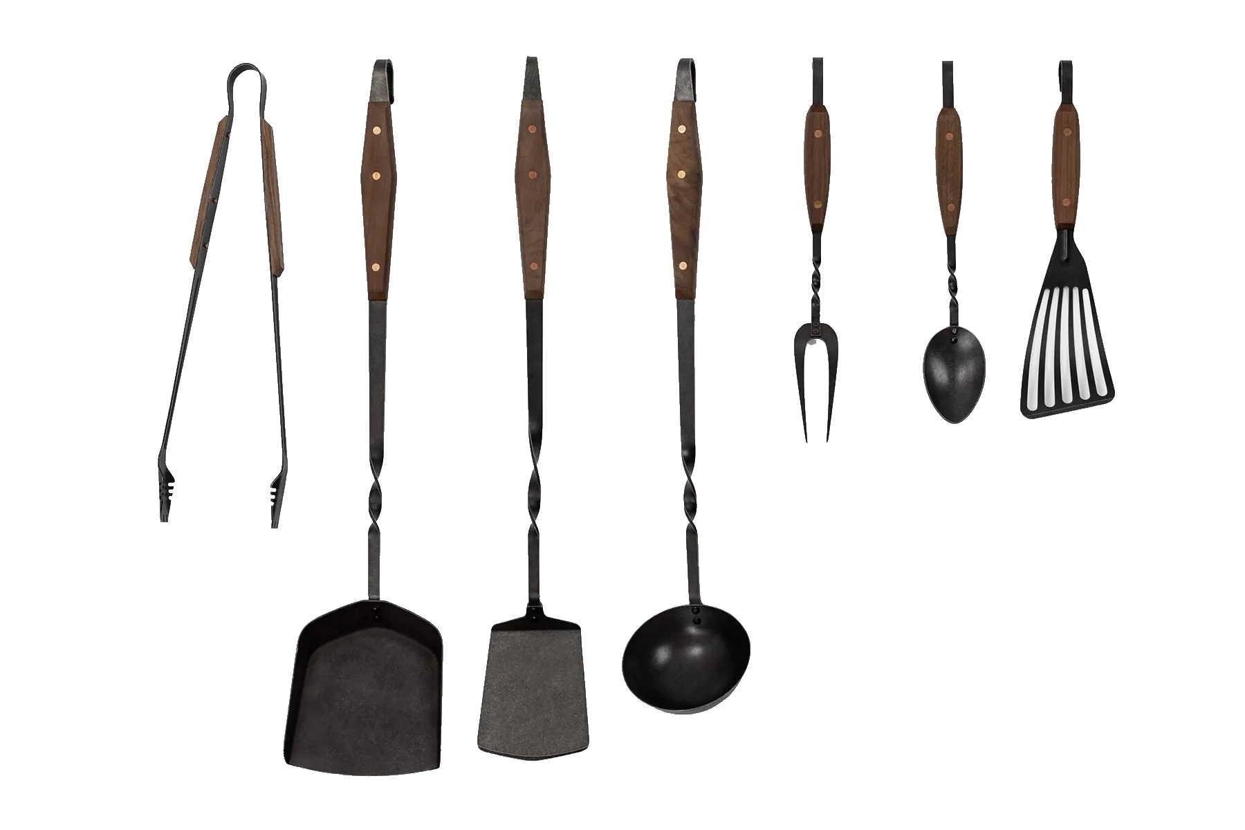 Barebones Cowboy Cooking Accessoires