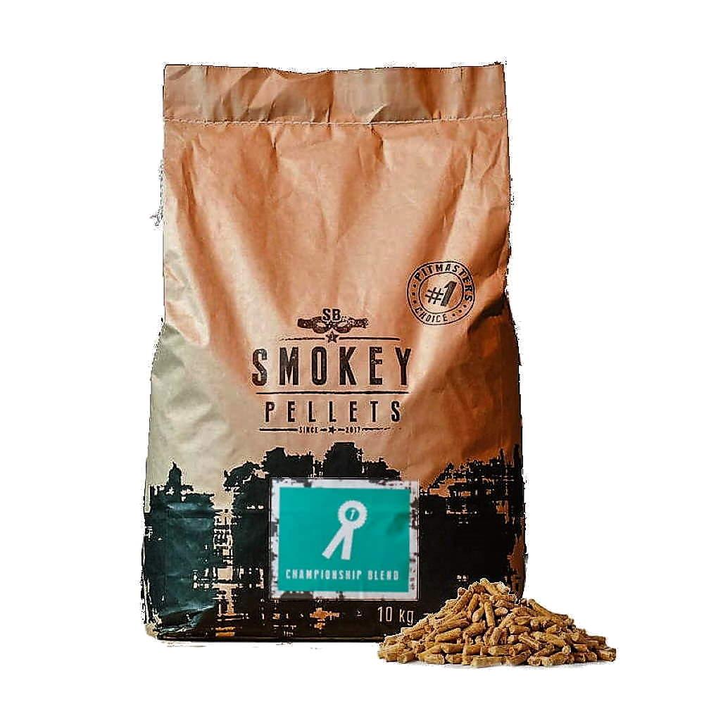 Smokey Pellets Championship Blend 10Kg
