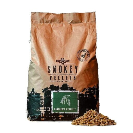 Smokey Pellets Rangers Mesquite 10Kg